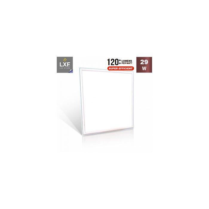 6746 3 v tac led panel vt 6129 29w 595mm