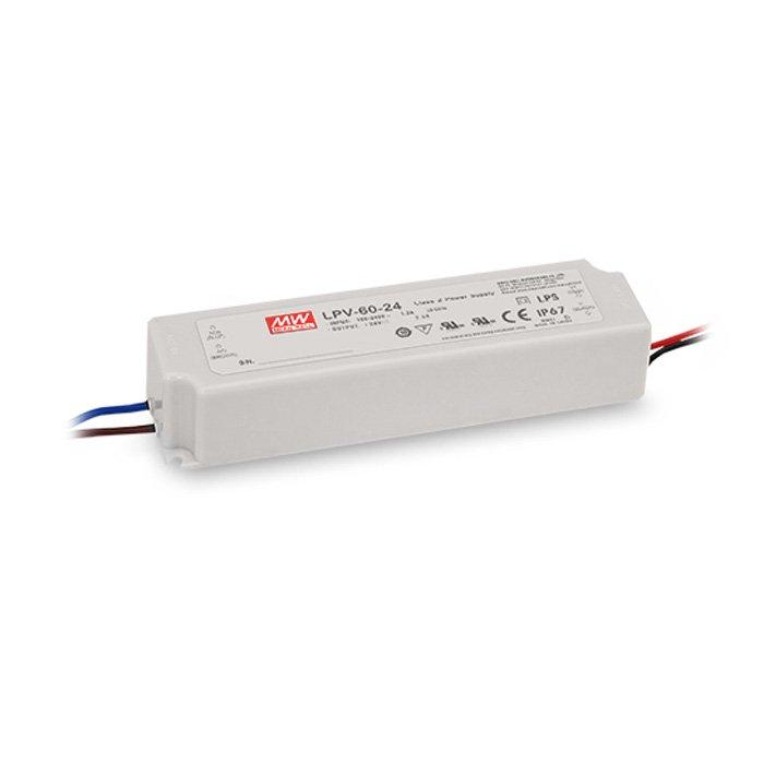 LED zdroj Mean Well LPV 60W 24V (LPV-60-24)