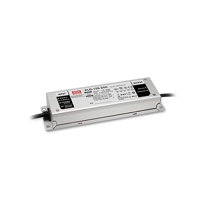 LED zdroj Mean Well ELG 150W 24V-3Y - regulace DALI (ELG-150-24DA-3Y)