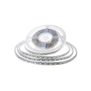LED pásek V-TAC VT-2835 120 24V 7,2W s flexibilním silikonovým krytem IP65