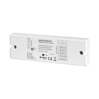 ZigBee RGB a CCT přijímač Sunricher 5x4A (SR-ZG1029-5C-R)