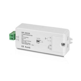 LED zesilovač Sunricher 1-kanálový 1x8A (SR-3003S)