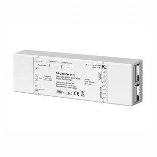 Univerzální LED stmívač 4v1 Sunricher 1x20A  (SR-2303P 4in1)