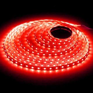 LED pásek SQ3-600 12V 9,6W - červená