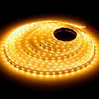 LED pásek SQ3-600 12V 9,6W - žlutá