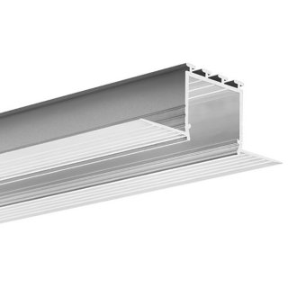 LED profil KLUS KOZEL neanodizovaný - B6454