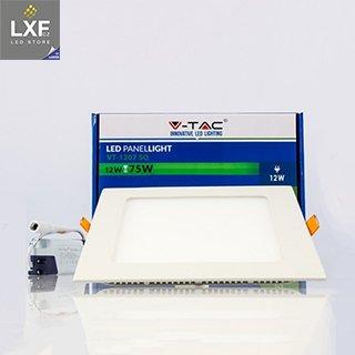 5990 3 v tac led panel vt 1207 sq 12w 170mm