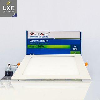 5993 3 v tac led panel vt 1807 sq 18w 225mm