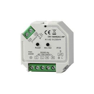 RF triakový stmívač LED osvětlení 230V Sunricher 400W (SR-1009SAC-HP)