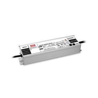 LED zdroj Mean Well HLG 240W 12V - regulace 1-10V (HLG-240H-12B)
