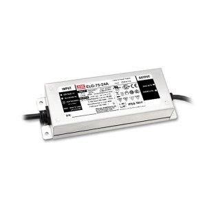 LED zdroj Mean Well ELG 75W 12V-3Y - regulace DALI (ELG-75-12DA-3Y)