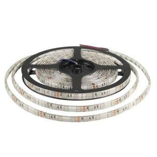 LED pásek LUXIFER 5050 RGB 12V 7,2W - zalitý silikonem IP65