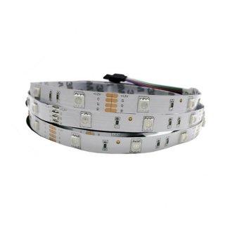 LED pásek LUXIFER 5050 RGB 24V 7,2W