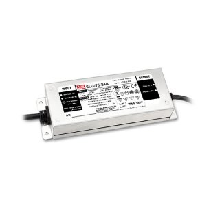LED zdroj Mean Well ELG 75W 24V-3Y - regulace DALI (ELG-75-24DA-3Y)