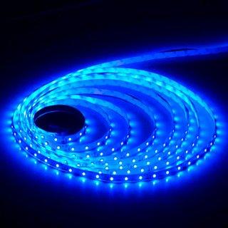 LED pásek SQ3-300 12V 4,8W - modrá