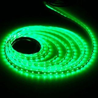 LED pásek SQ3-300 12V 4,8W - zelená