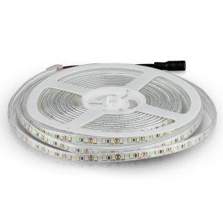 LED pásek V-TAC VT-3528 120 12V 7,2W s flexibilním silikonovým krytem IP65