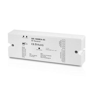 RF RGB a CCT přijímač Sunricher 5x5A (SR-1009EA-5C)
