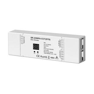 DALI CCT ovladač Sunricher 4-kanálový 4x5A (SR-2309FA-CCT)