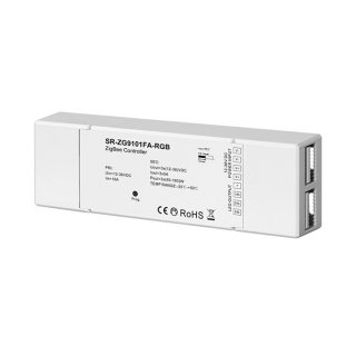 ZigBee RGB přijímač Sunricher 3x5A (SR-ZG9101FA-RGB)