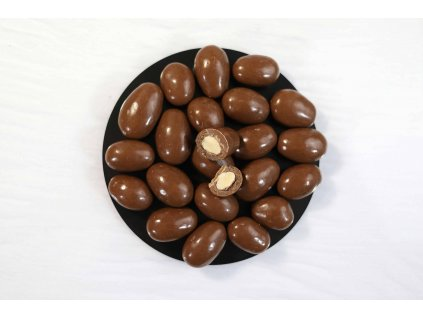 mandle v čokoládě 2