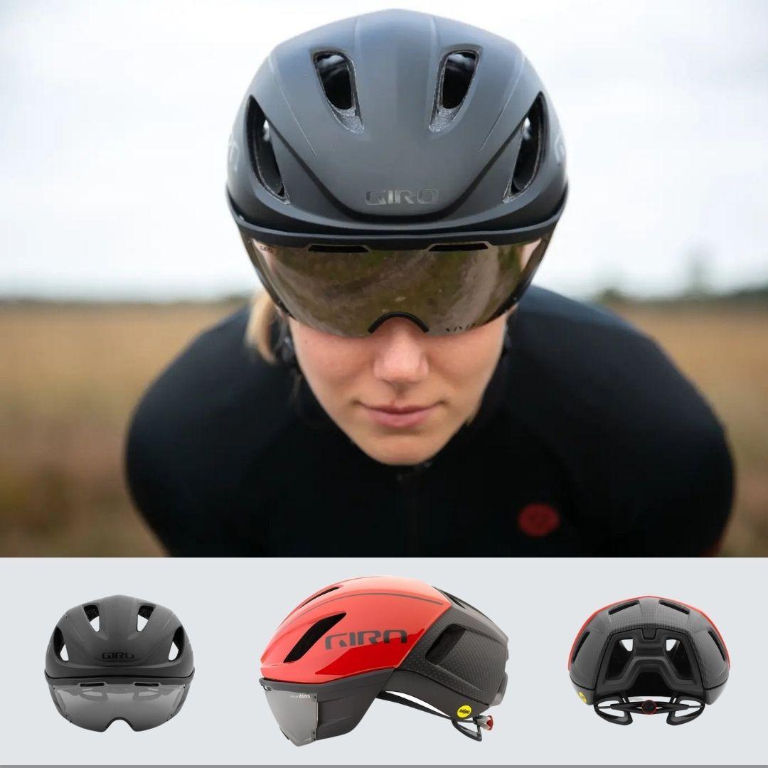 Vyber si profesionální cyklo helmu