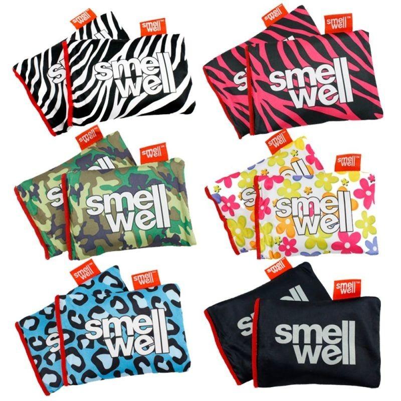 SmellWell polštářky: konečně konec smradlavým a vlhkým botám!