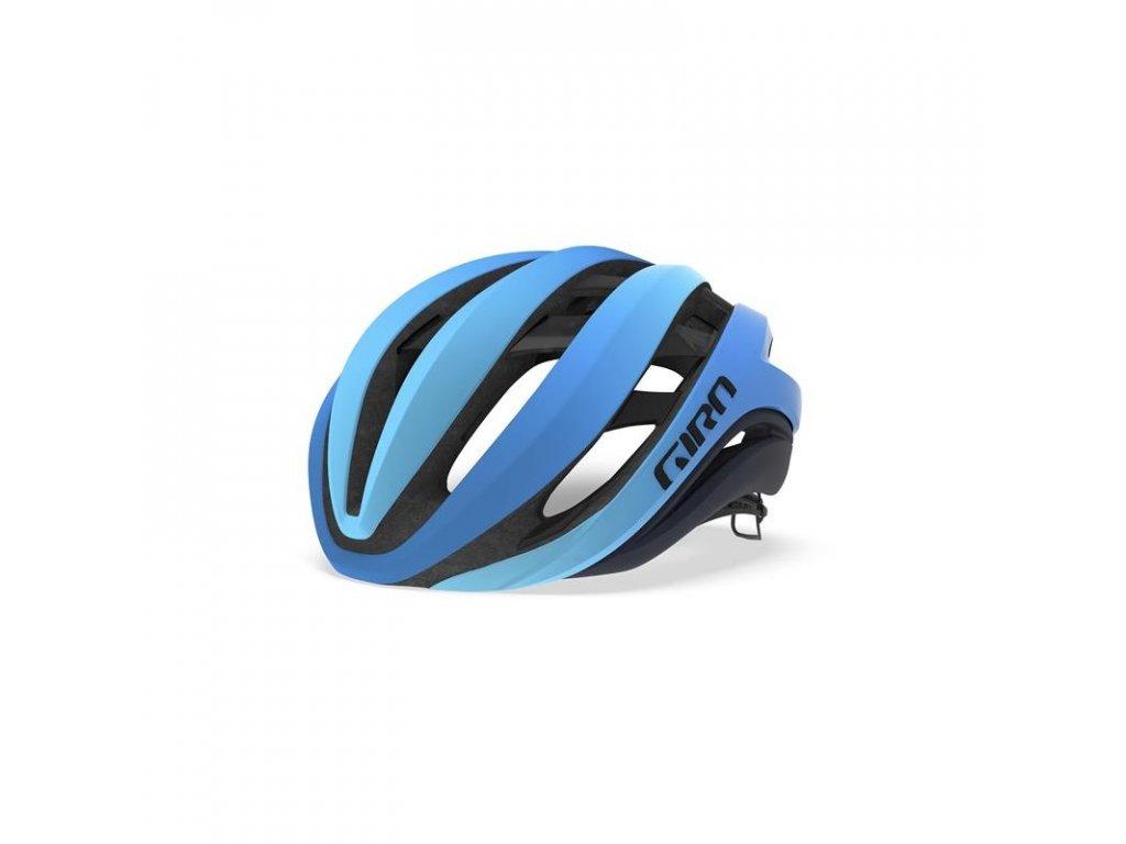 Cyklistická helma Giro AETHER MIPS, matte blue