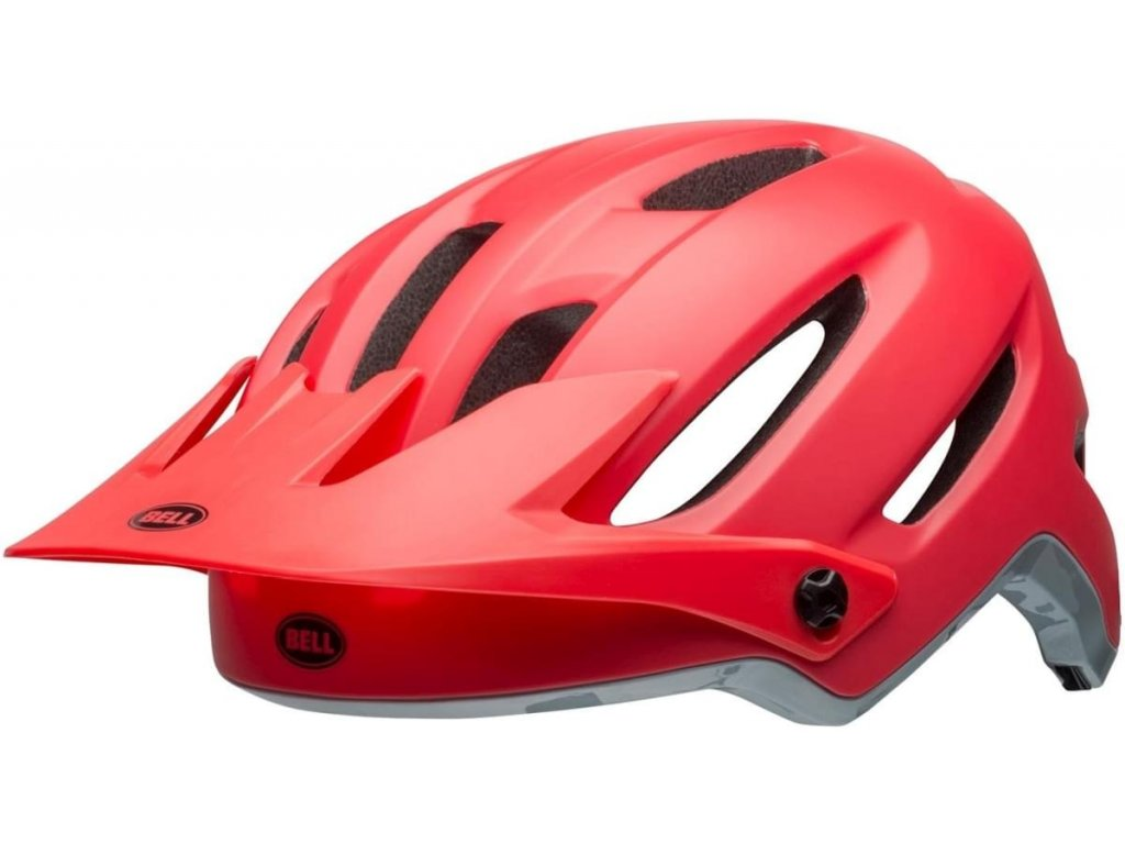 Bell 4forty MIPS, Red/Gray