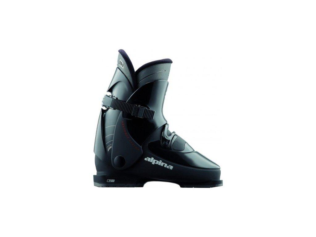 Lyžařské boty Alpina R4.0, black, 15/16