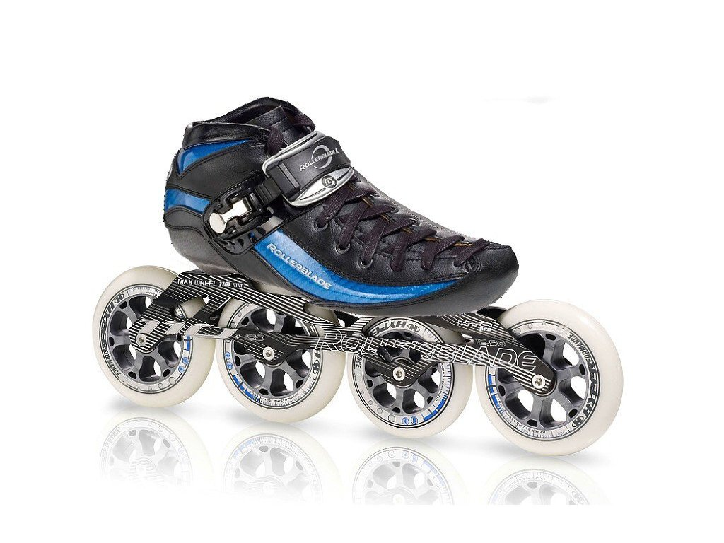 Rollerblade RACEMACHINE PRO 110, blue/black, 15/16