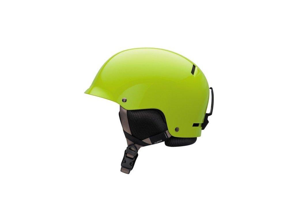Lyžařská helma Giro REVOLVER green screen 17/18