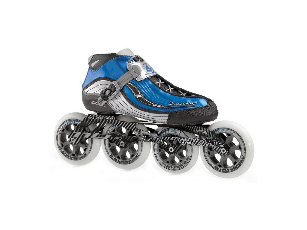 Kolečkové brusle Rollerblade RACEMACHINE 110