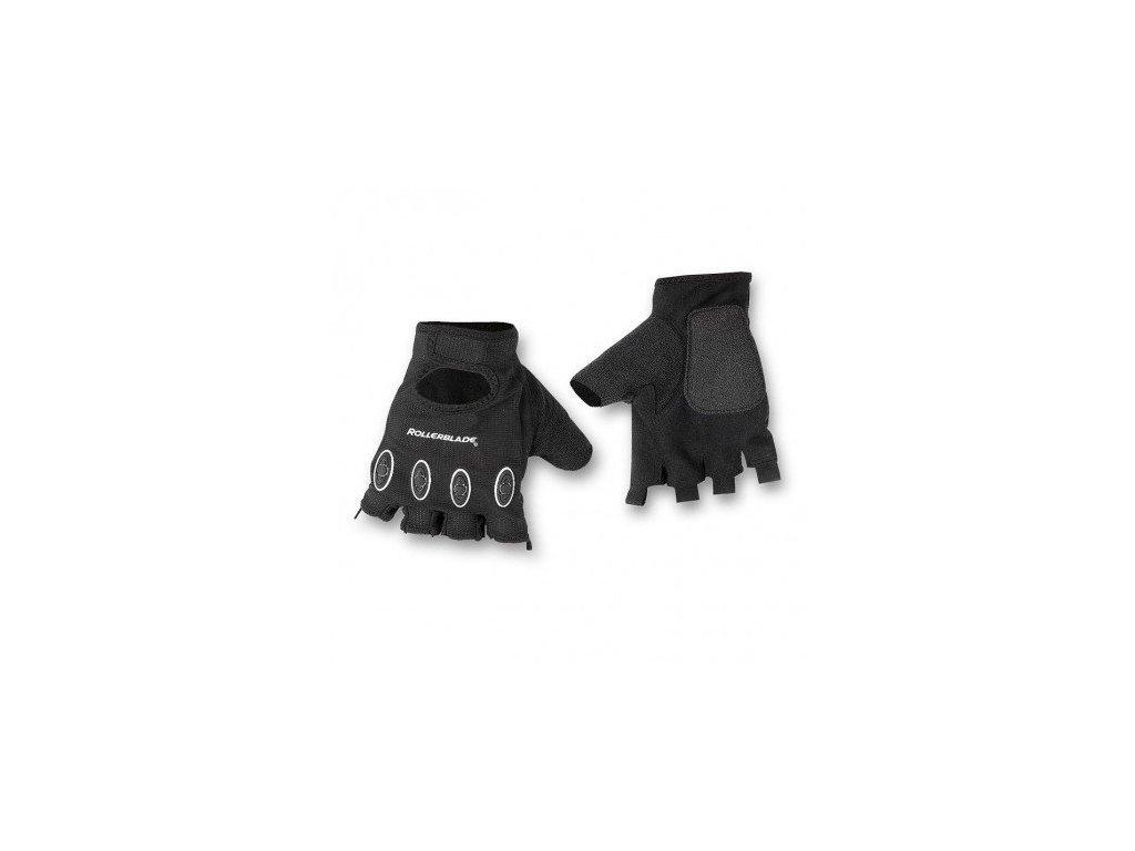 Rollerblade RACE rukavice - černé