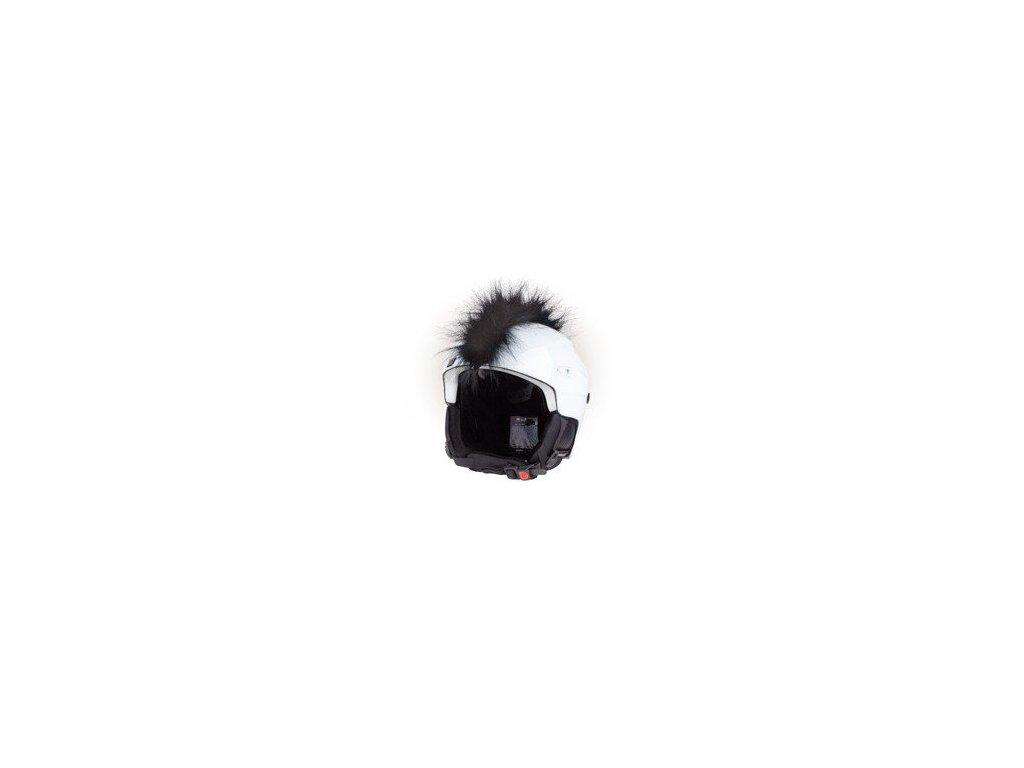 Teplo-uši UŠI číro černá