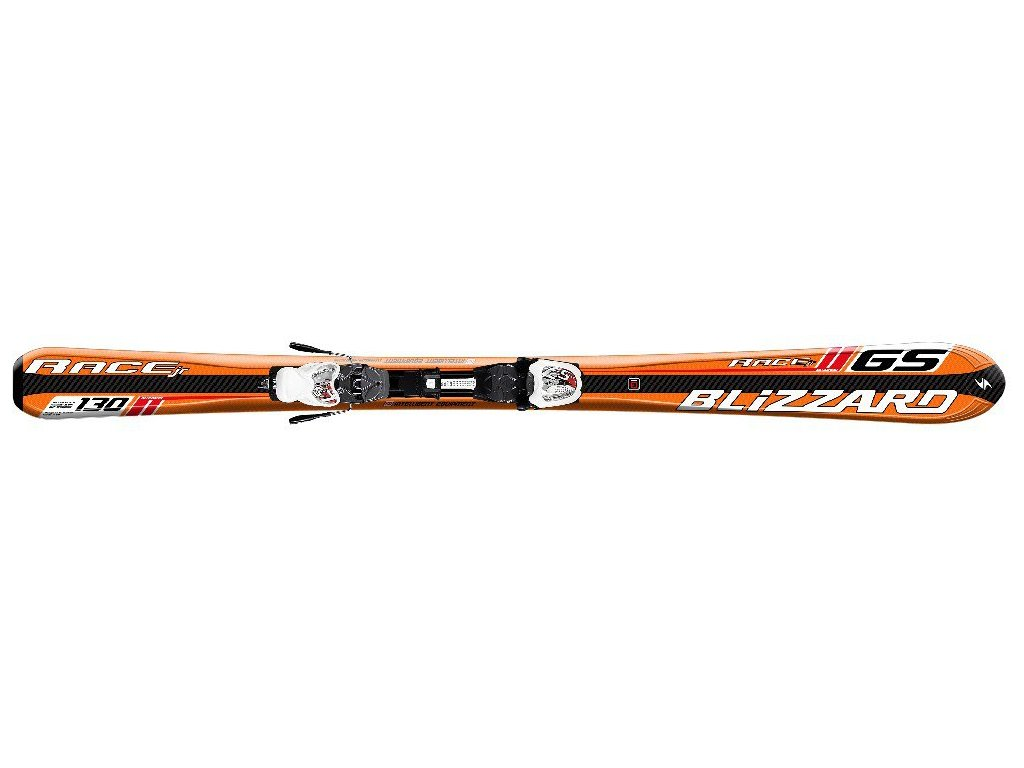 Blizzard GS JR. IQ + IQ 4.5 orange 11/12