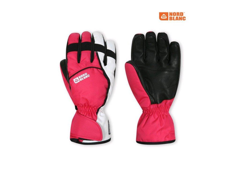Nord Blanc NBWG2853 RUKAVICE - pink