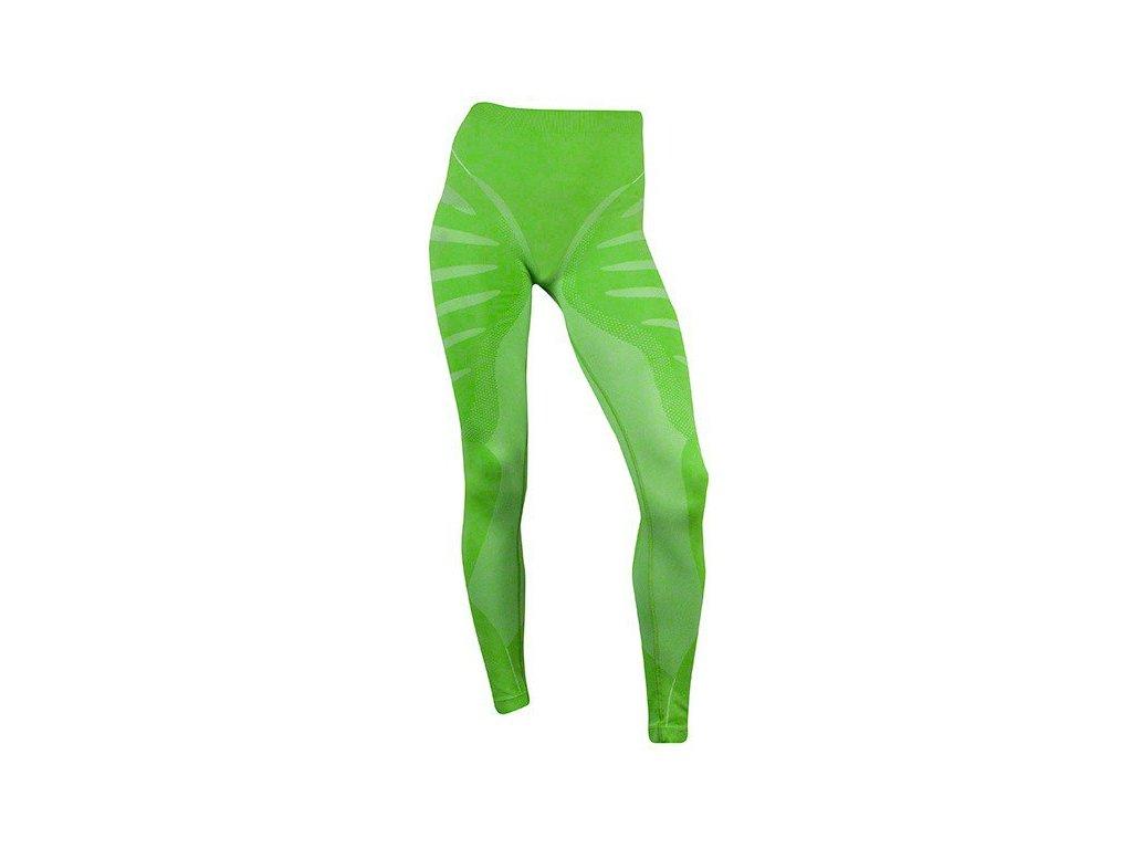 Spyder RECORD WOMEN'S SEAMLESS PANT green