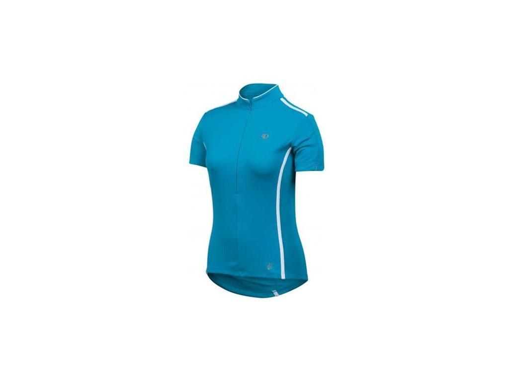 Cyklistický dres Pearl izumi SELECT JERSEY W - blue jewel