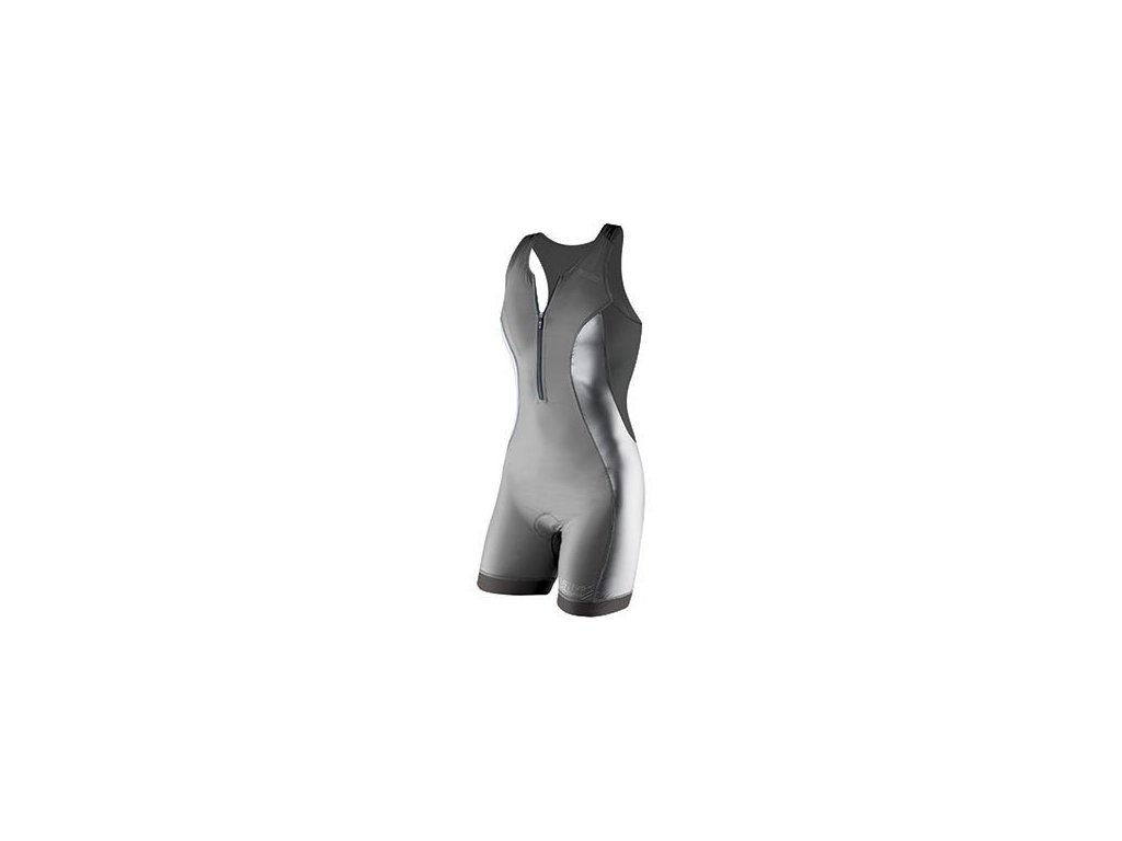 Pearl izumi P.R.O. TRI SPEED SUIT W - shadow grey/black