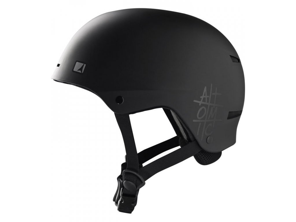 Atomic TROOP JW PRO MODEL - black 17/18