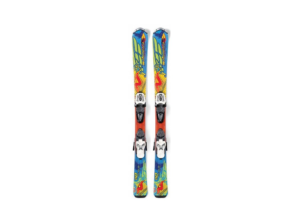 Sjezdové lyže Nordica FIRE ARROW TEAM jr.+ Marker 4.5 FT 17/18