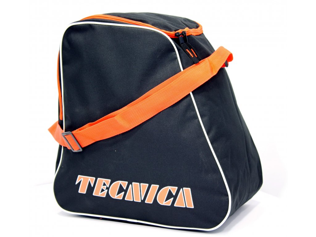 Tecnica SKIBOOT BAG - black/orange 17/18