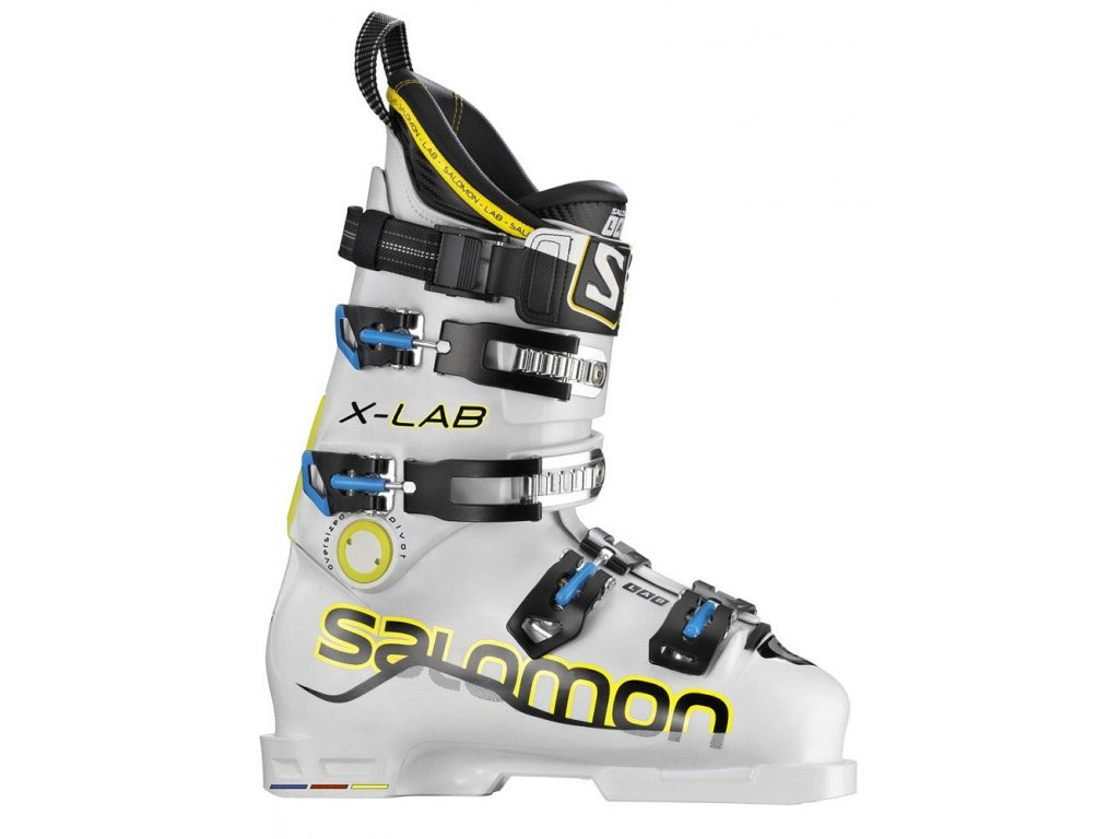Lyžařské boty Salomon X LAB SOFT 130, white, 14/15