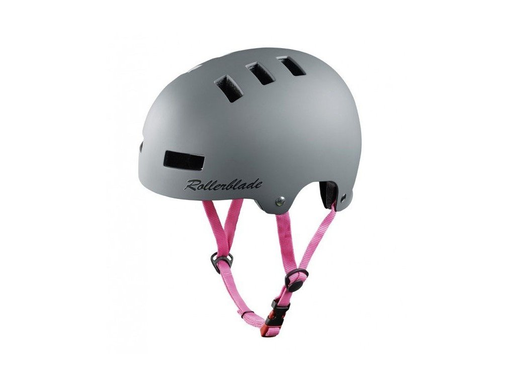 Rollerblade URBAN HELMET anthracite/pink