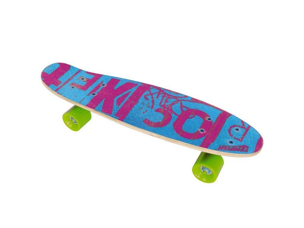 Tempish ROCKET Skateboard blue