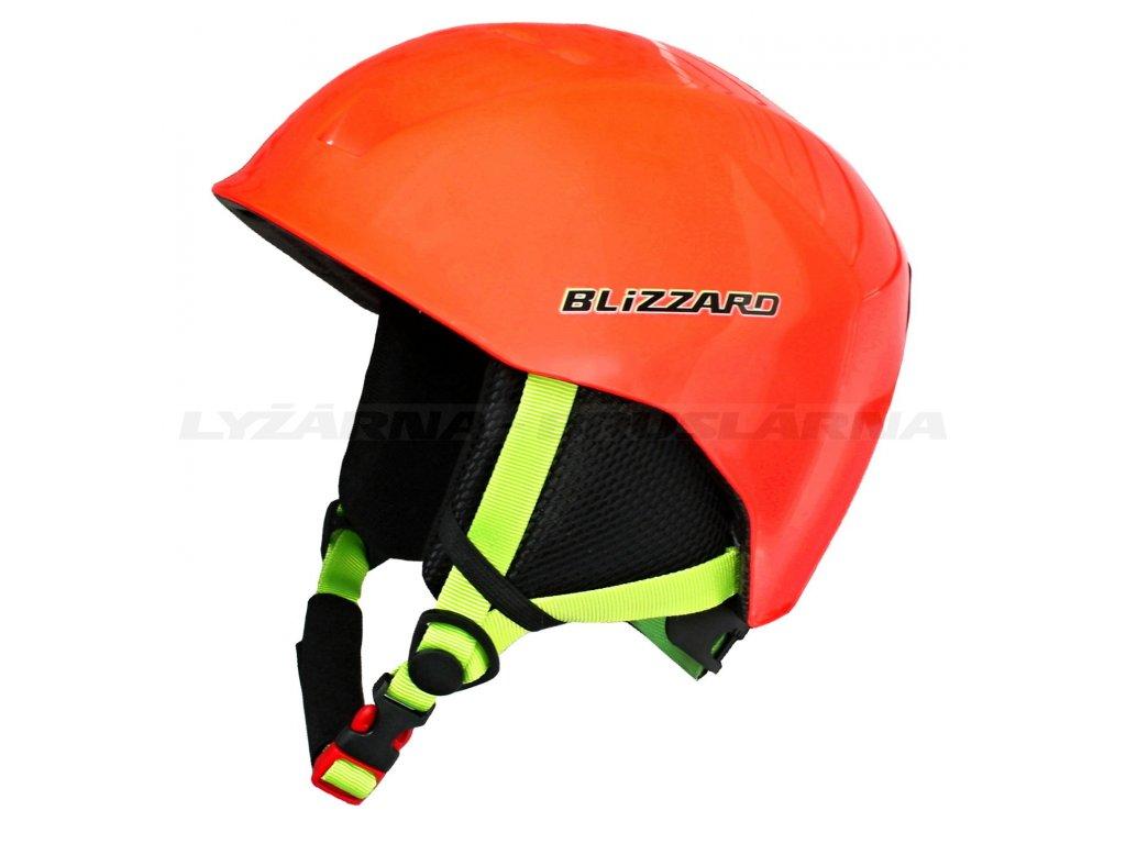 Lyžařská helma Blizzard SIGNAL - orange 18/19