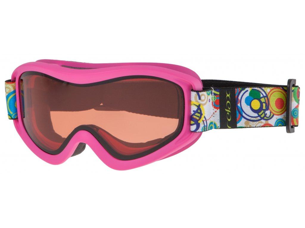 Dětské lyžařské brýle Relax HTG33G TEDDY Jr.