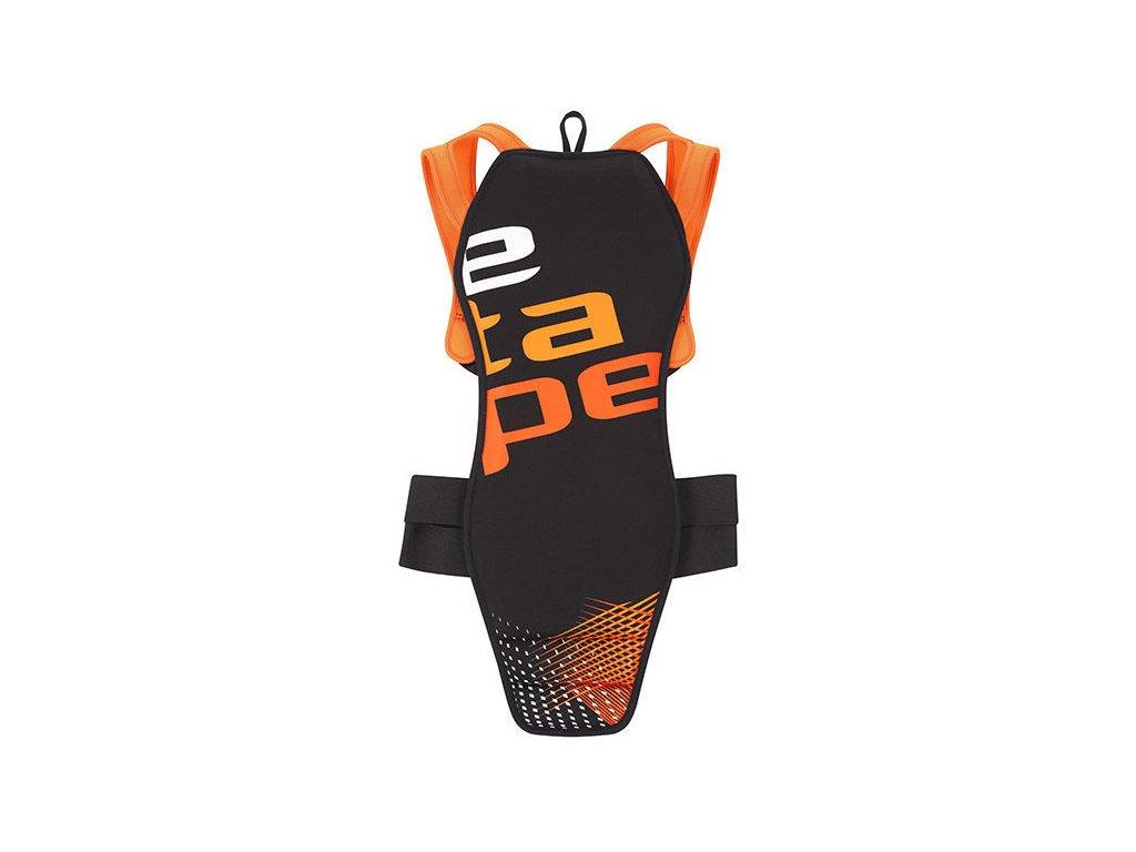 Chránič páteře Etape BACK PRO - black/orange