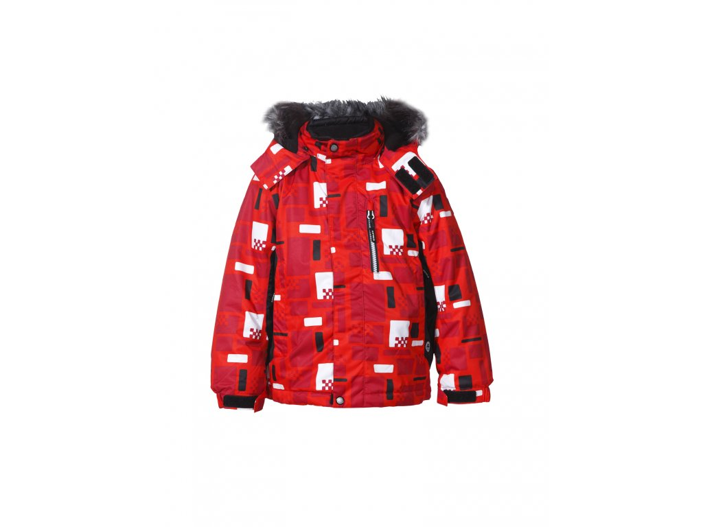 Icepeak RASMUS KID BUNDA - red